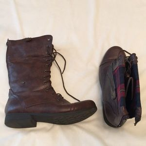 Winter/foe combat boots!